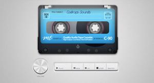 طراحی سایت موزیک با افزونه موزیک پلیر