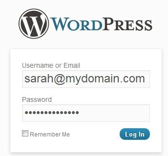 افزونه ورود کاربران از طریق ایمیل
