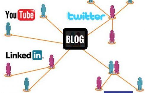 رشد وب سایت های تجاری در شبکه های اجتماعی