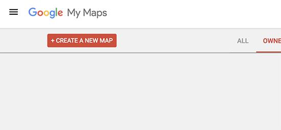 گوگل مپ در وردپرس