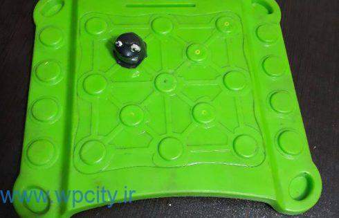 ساحت قالب تزریق پلاستیک